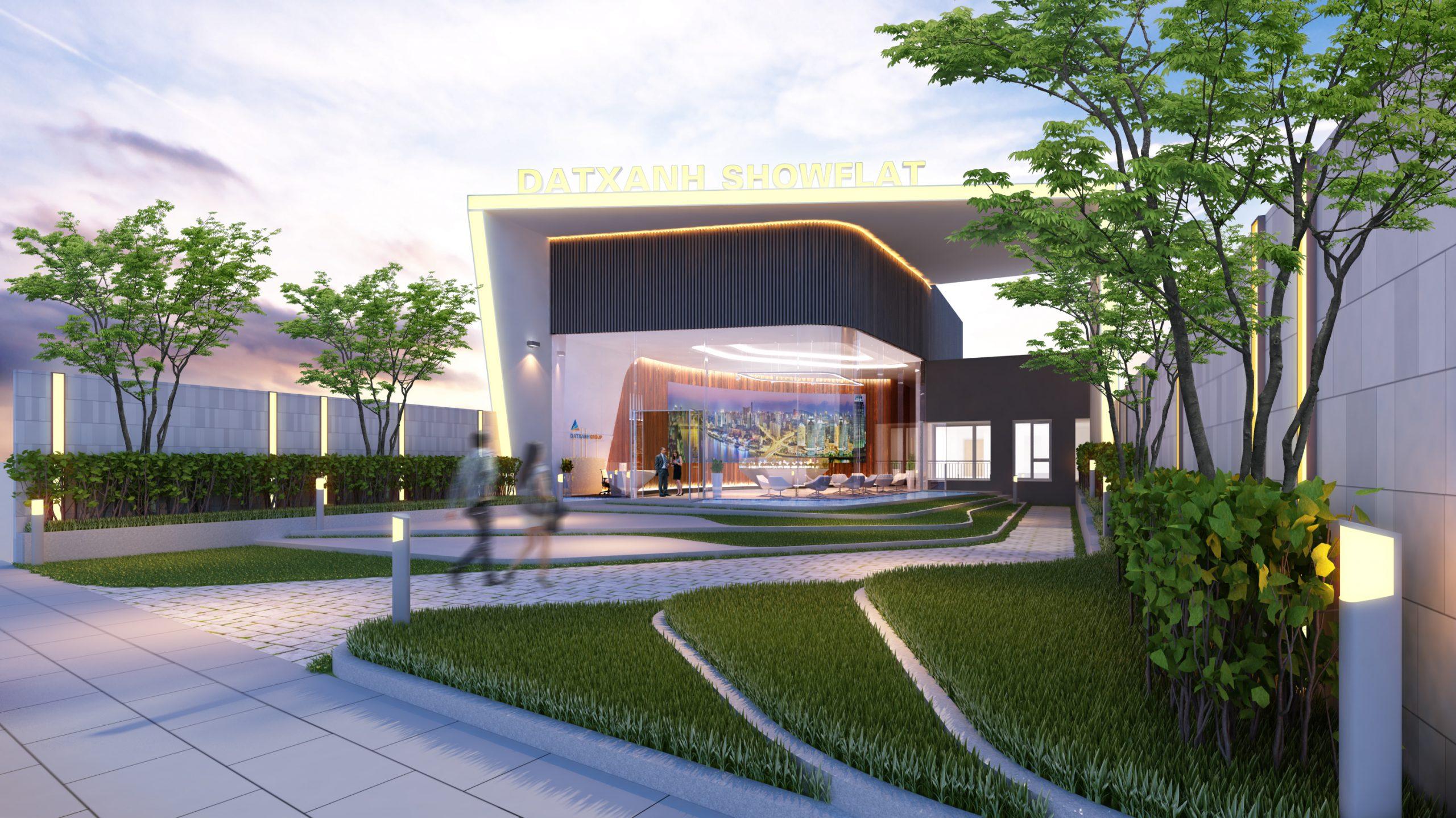 Nhà điều hành dự án Gem Sky World Long Thành Đồng Nai